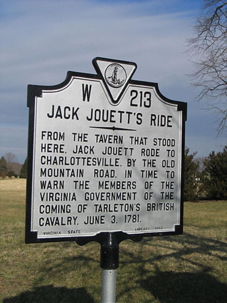 Jack Jouetts Ride
