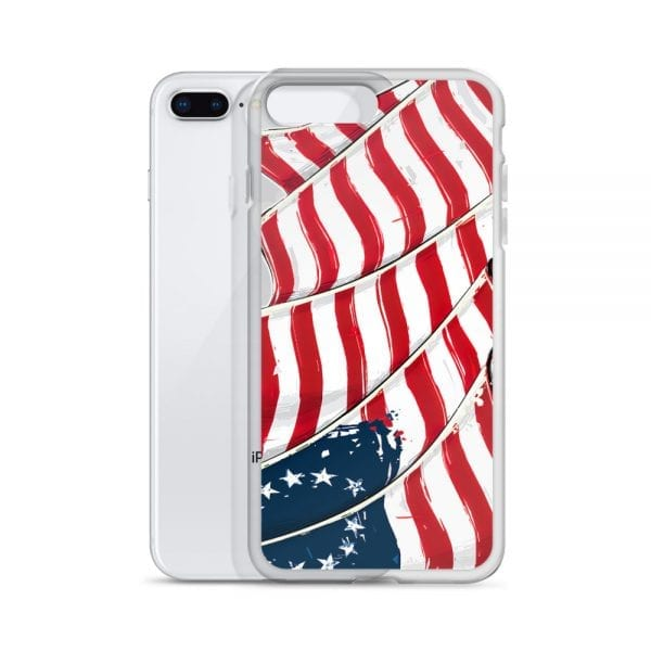 Betsy Ross iPhone Case