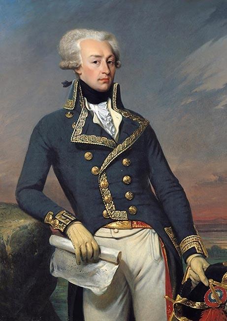 June 13th 1777 Lafayette